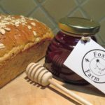 Multi Grain Bread with Honey, Oatmeal & Flax Seeds