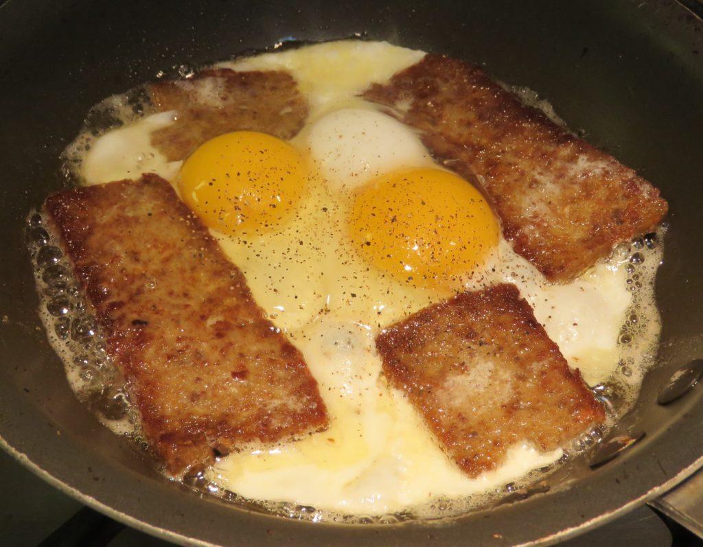 Scrapple & Eggs