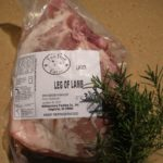 Picture of Fox Trot Farm Leg of Lamb