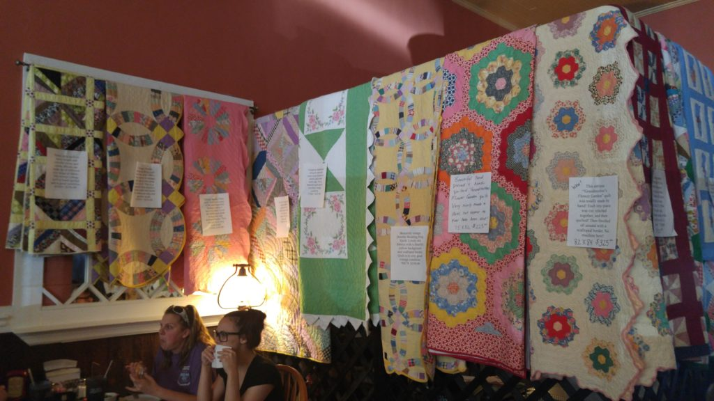 Wall quilts 4