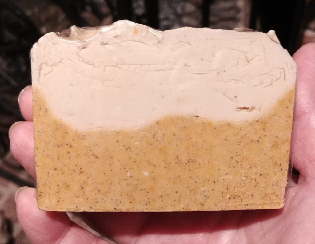 Pumpkin Pie Scented Soap