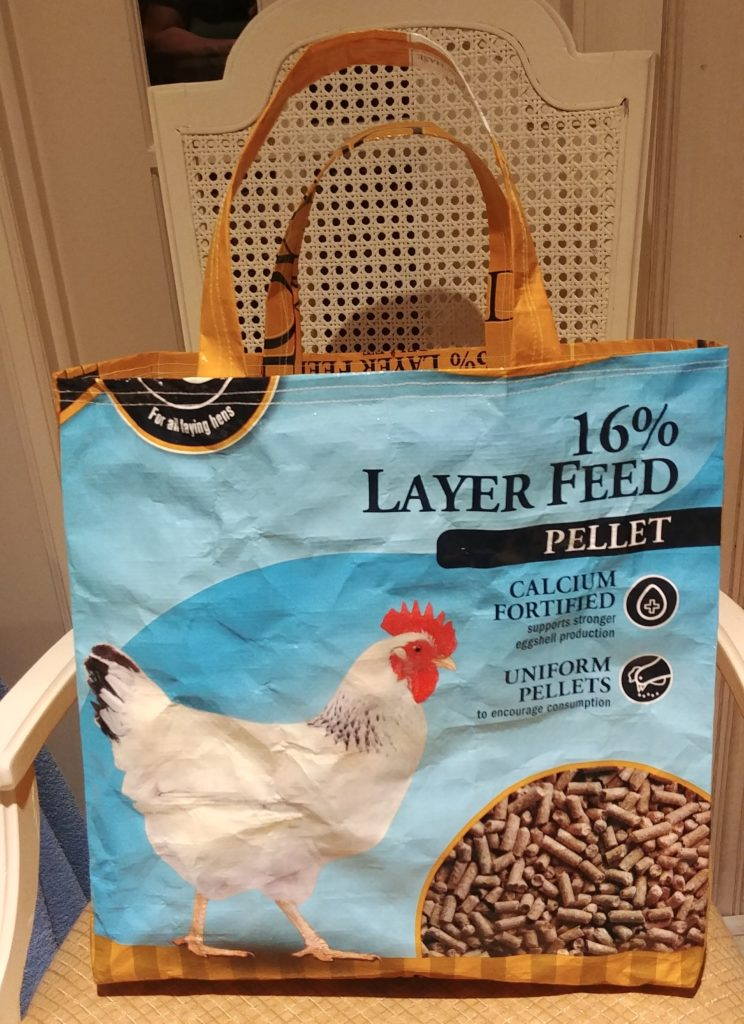 Feed Bag Tote Bag