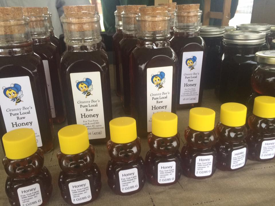 Fox Trot Farm Honey