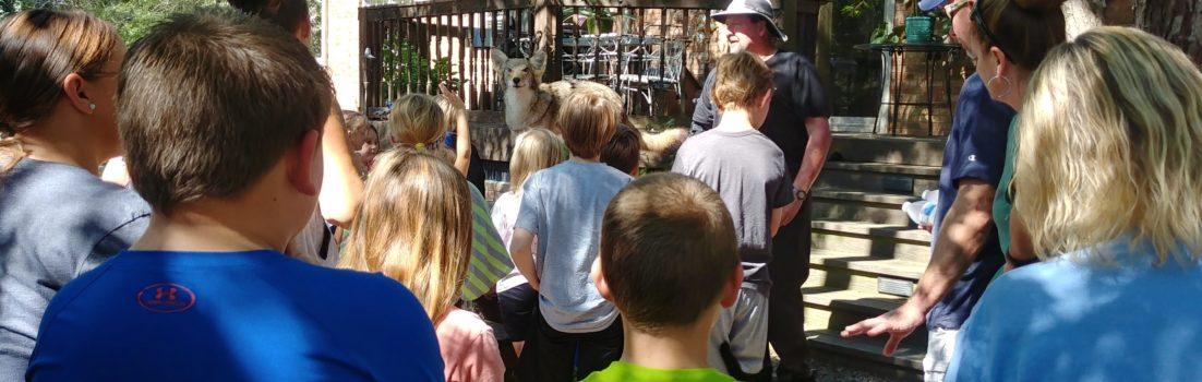 Homeschoolers Tour
