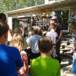 Homeschoolers Tour