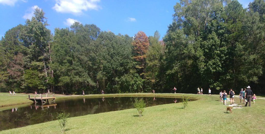 Pond Dam Run