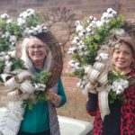 Cotton Bowl Wreaths