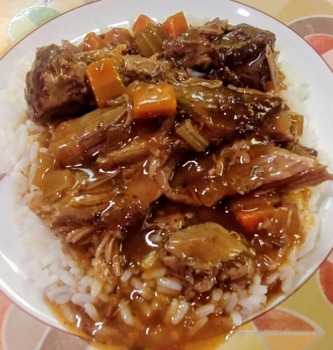 Instant Pot® Lamb Pot Roast