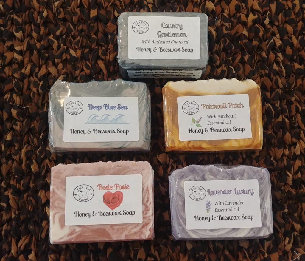 Fox Trot Farm Soap